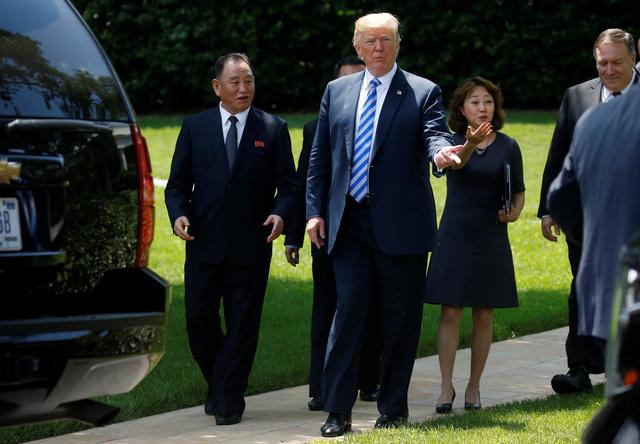 Triều Tiên thay ba lãnh đạo quân đội bất đồng với chủ tịch Kim Jong Un - Ảnh 1.
