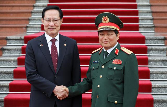 Việt Nam là nhân tố kết nối chính sách hướng Nam của Hàn Quốc - Ảnh 1.