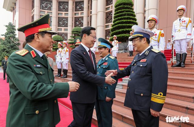 Việt Nam là nhân tố kết nối chính sách hướng Nam của Hàn Quốc - Ảnh 3.