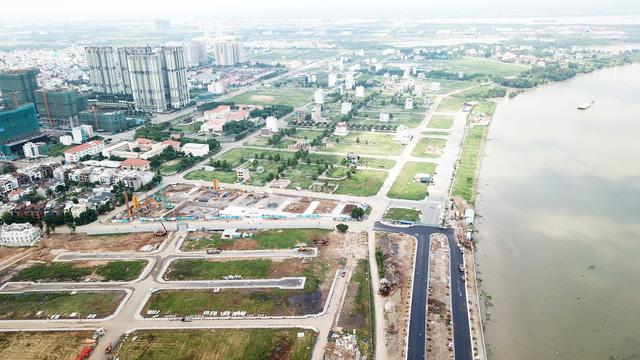 TP.HCM: Duyệt loạt quy hoạch phân khu thuộc KDC Thạnh Mỹ Lợi B - Ảnh 1.
