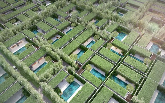 Biệt thự nghỉ dưỡng Go Green được lòng nhà đầu tư - Ảnh 2.