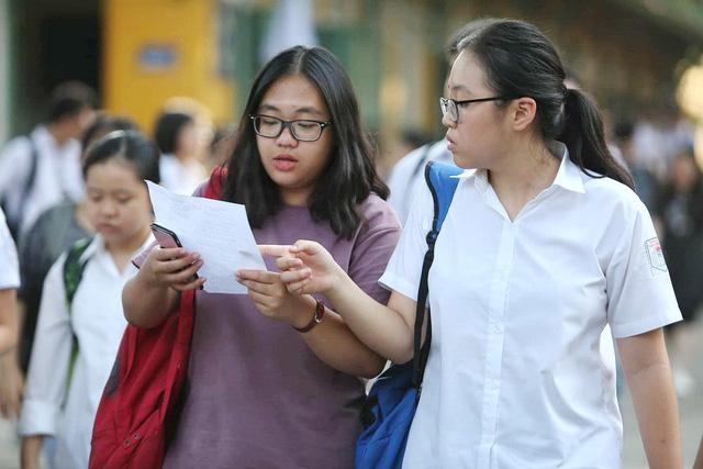 Ngày 23-6 công bố điểm thi tuyển sinh lớp 10 Hà Nội - Ảnh 1.