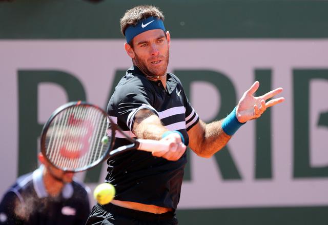 Nadal gặp Del Potro ở bán kết Roland Garros - Ảnh 4.