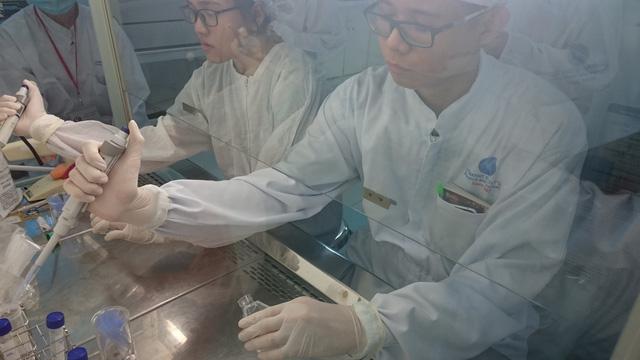 Công nghệ sản xuất thuốc tế bào gốc đầu tiên của Việt Nam - Ảnh 1.