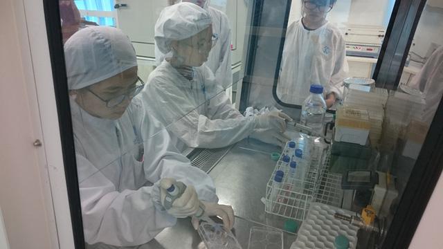 Công nghệ sản xuất thuốc tế bào gốc đầu tiên của Việt Nam - Ảnh 3.