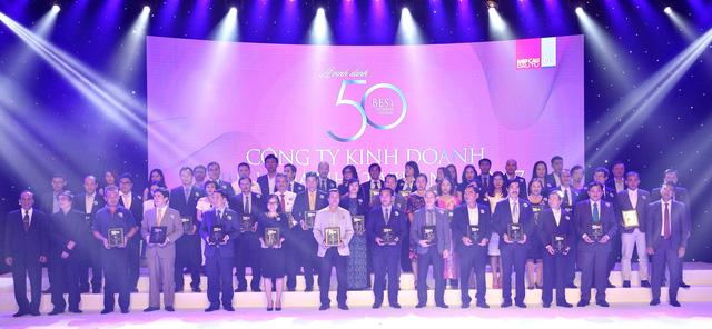 Vinamilk - Top dẫn đầu 50 công ty kinh doanh hiệu quả - Ảnh 1.