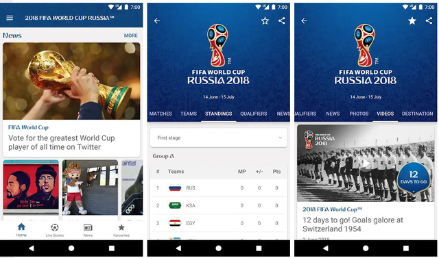 Những ứng dụng di động giúp trải nghiệm World Cup 2018 thú vị hơn - Ảnh 2.