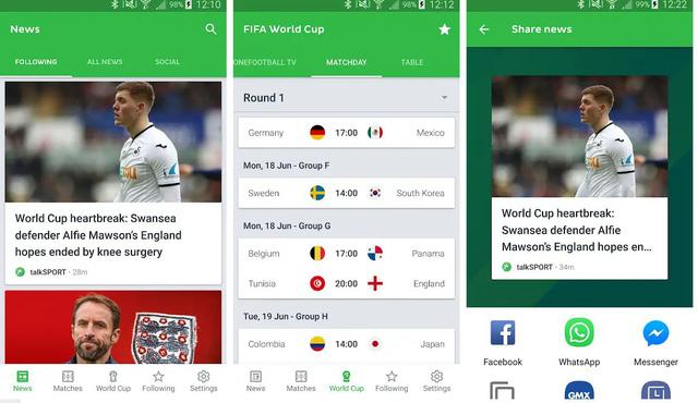 Những ứng dụng di động giúp trải nghiệm World Cup 2018 thú vị hơn - Ảnh 4.