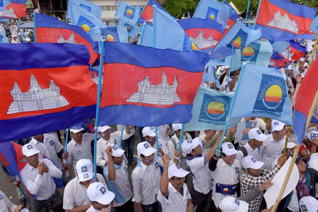 Tin tặc Trung Quốc tấn công Campuchia trước thềm bầu cử - Ảnh 3.