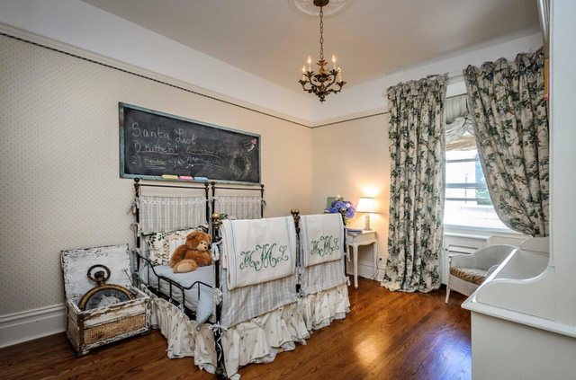 Sáng tạo trong trang trí phòng ngủ với bảng đen - Ảnh 2.