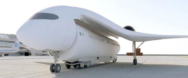 Độc đáo máy bay 'lai' tàu cao tốc - Ảnh 1.