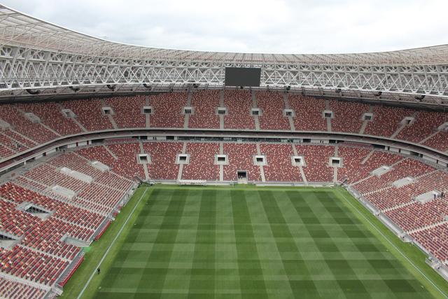 Ngắm sân vận động khổng lồ nơi diễn ra chung kết World Cup 2018 - Ảnh 5.