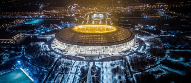 Ngắm sân vận động khổng lồ nơi diễn ra chung kết World Cup 2018 - Ảnh 6.