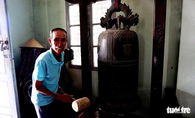 """Bảo vật lưu lạc của nhà chùa: """"Hồn Trương Ba, da hàng thịt"""" - Ảnh 3."""