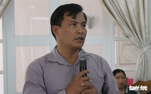 Đình chỉ chức vụ chủ tịch xã để lấn chiếm đất công đặc khu Bắc Vân Phong - ảnh 1