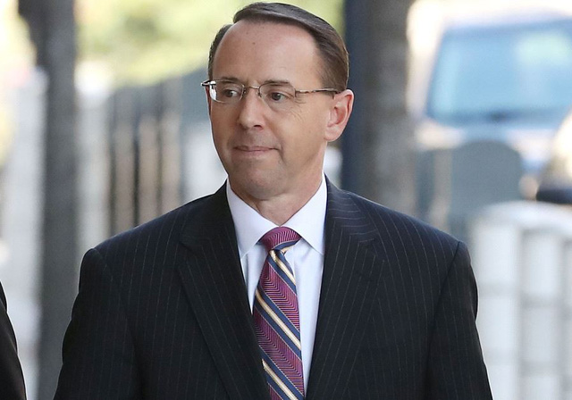 Mỹ buộc tội 12 quan chức tình báo Nga liên quan đến bầu cử Mỹ - Ảnh 1.