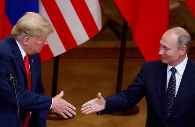 Ông Trump: Cần tìm cách hợp tác với Nga - Ảnh 1.
