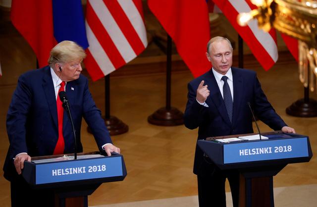 Ông Trump: Cần tìm cách hợp tác với Nga - Ảnh 3.