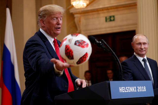 Ông Trump: Cần tìm cách hợp tác với Nga - Ảnh 2.