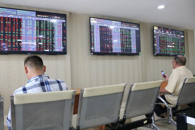 Cổ phiếu BIDV giảm mạnh sau khi ông Trần Bắc Hà bị khai trừ Đảng - Ảnh 1.