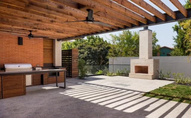 Ngôi nhà bằng vật liệu tái chế vừa đẹp, vừa sang - Ảnh 3.