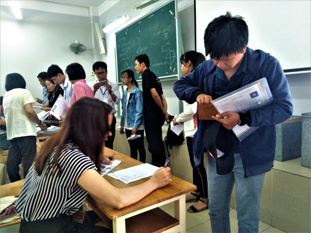 Trường đại học đầu tiên công bố kết quả thi năng khiếu - Ảnh 1.