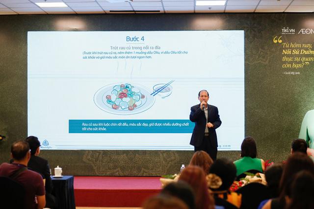 Minh Long ra mắt bộ sản phẩm nồi sứ dưỡng sinh  - Ảnh 2.