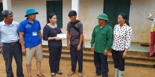 BIDV hỗ trợ gia đình các nạn nhân lũ quét tại Lai Châu, Hà Giang - Ảnh 3.