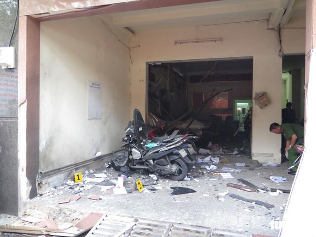 Bắt 8 nghi phạm khủng bố trụ sở công an phường tại TP.HCM - Ảnh 5.