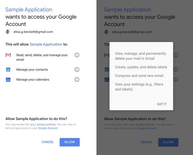 Google bác bỏ cáo buộc cho các ứng dụng 'đọc' Gmail người dùng - Ảnh 1.