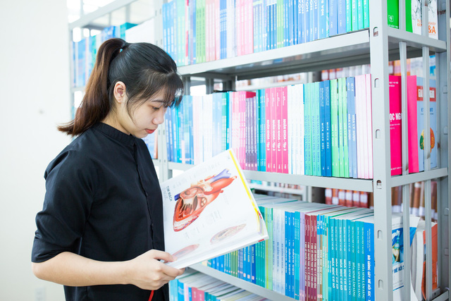 ĐH Phan Châu Trinh với diện mạo mới - Ảnh 5.