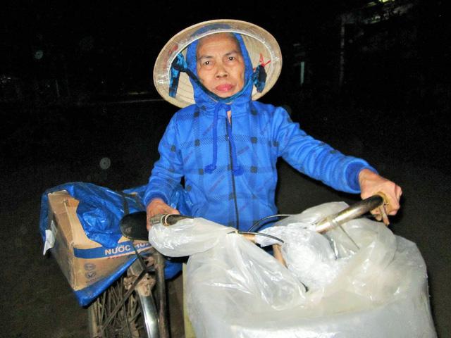 Chiếc xe đạp hơn ba mươi năm bầu bạn với mẹ tôi