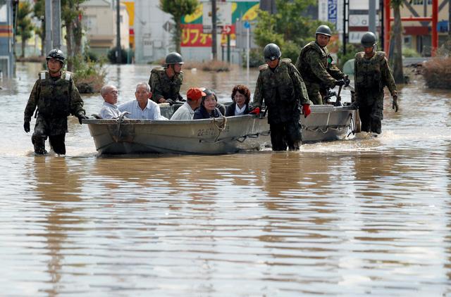 Ít nhất 88 người chết do mưa lớn lịch sử ở phía tây Nhật Bản - Ảnh 1.