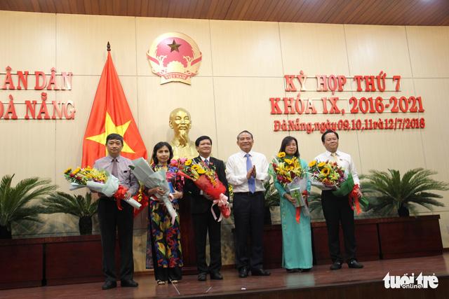 HĐND Đà Nẵng đã có chủ tịch mới thay ông Nguyễn Xuân Anh - Ảnh 2.