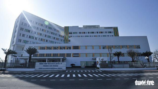 Bệnh viện Vinmec thứ 7 của Tập đoàn Vingroup đi vào hoạt động - Ảnh 2.