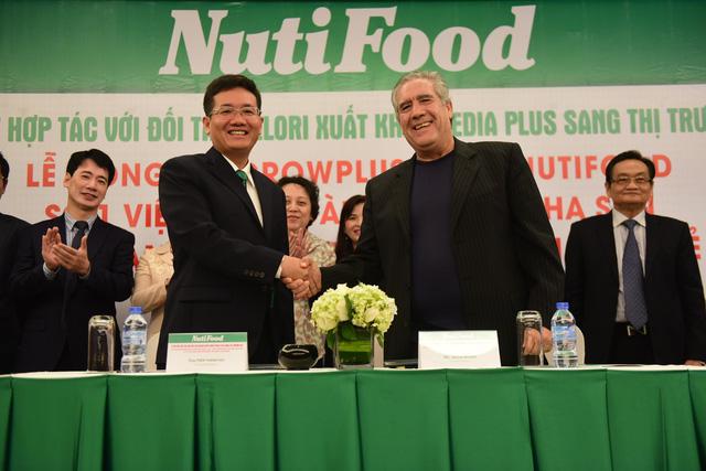 NutiFood tấn công thị trường sữa cực kỳ khó tính Hoa Kỳ - Ảnh 2.