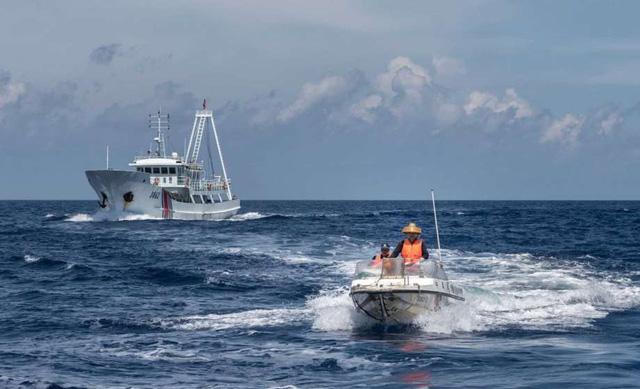 Philippines cho Trung Quốc nghiên cứu biển - Ảnh 1.