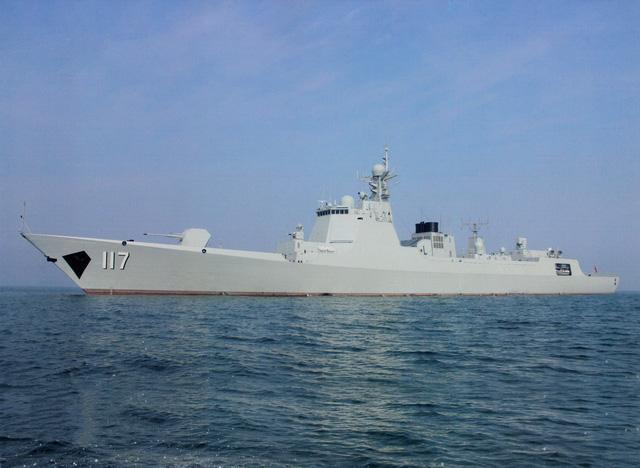 Đáng lo với đội tàu chiến đóng mới của Hải quân Trung Quốc - Ảnh 2.