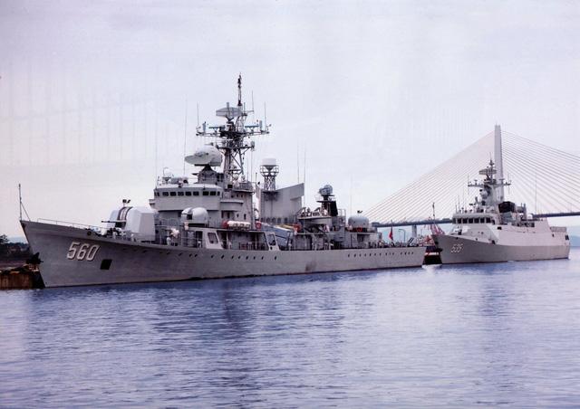 Đáng lo với đội tàu chiến đóng mới của Hải quân Trung Quốc - Ảnh 3.