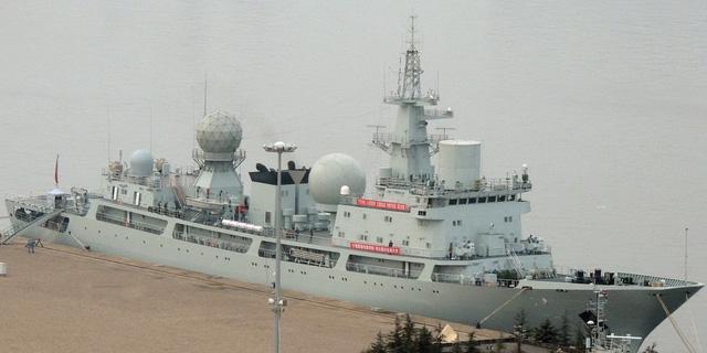 Đáng lo với đội tàu chiến đóng mới của Hải quân Trung Quốc - Ảnh 1.