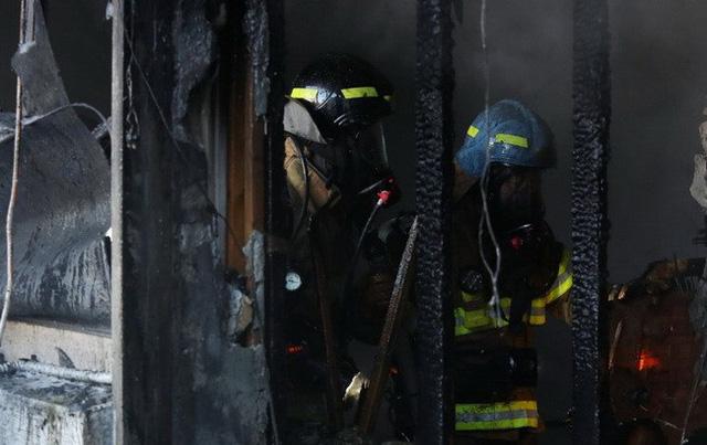 Cháy bệnh viện Hàn Quốc, ít nhất 33 người chết - Ảnh 7.