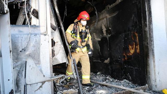 Cháy bệnh viện Hàn Quốc, ít nhất 33 người chết - Ảnh 8.