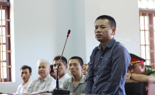 Đề nghị tử hình người bắn chết 3 bảo vệ Công ty Long Sơn - Ảnh 1.