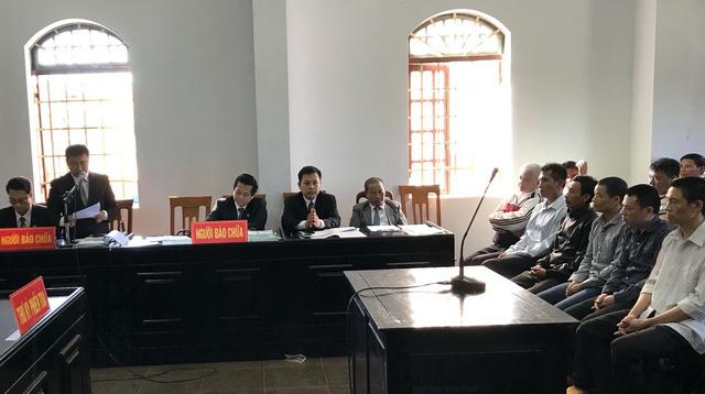 Đề nghị tử hình người bắn chết 3 bảo vệ Công ty Long Sơn - Ảnh 4.
