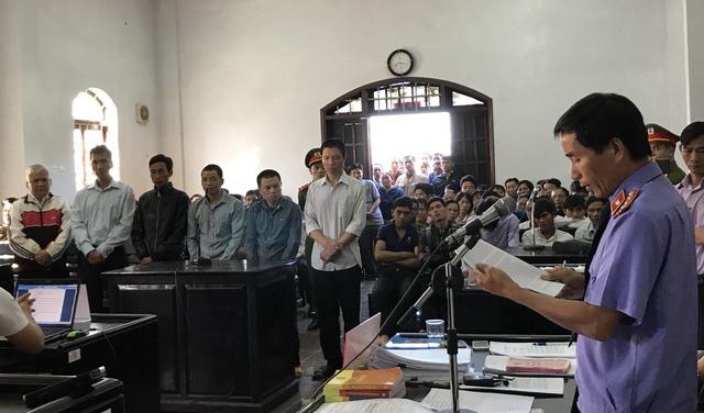 Đề nghị tử hình người bắn chết 3 bảo vệ Công ty Long Sơn - Ảnh 2.