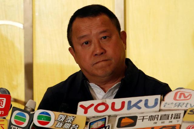 Ngôi sao Hong Kong Tăng Chí Vỹ phủ nhận cáo buộc cưỡng hiếp - Ảnh 1.