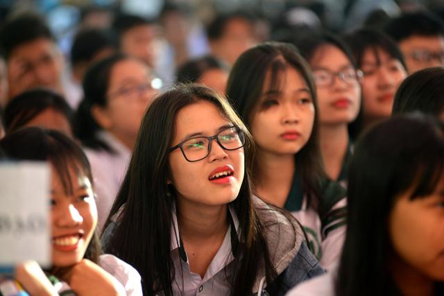 Đề thi THPT quốc gia 2018 sẽ tăng số câu hỏi phân hóa - Ảnh 4.