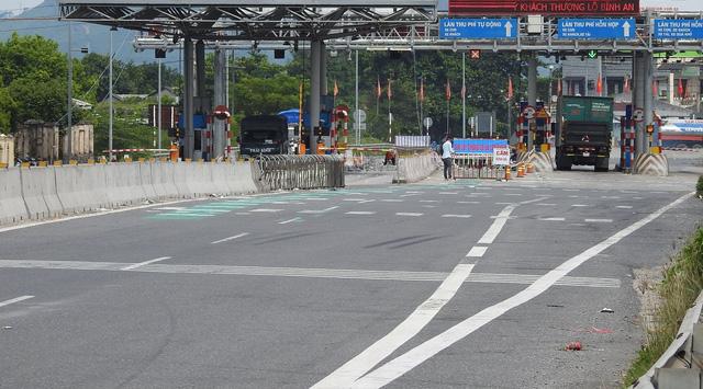 BOT Điện Bàn, Quảng Nam sẽ miễn, giảm phí cho 1.800 ôtô - Ảnh 1.