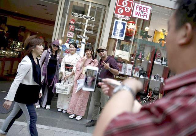 Tiết lộ những bí quyết thành công của du lịch Nhật Bản - Ảnh 1.
