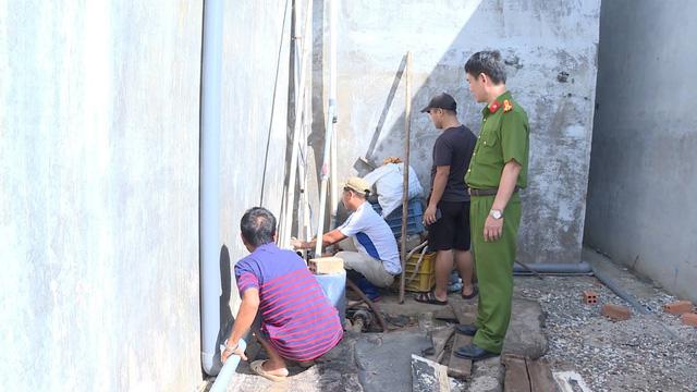 Phạt nhân viên xả thải độc ra môi trường 140 triệu đồng - Ảnh 1.